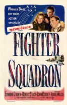 Fighter Squadron 1948 DVD - Edmond O'Brien / Robert Stack
